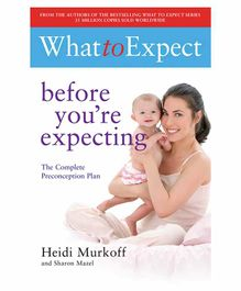 Simon & Schuster What To Expect Before You're Expecting - English
