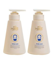 MAATE Baby Body Wash Pack of 2 - 250 ml Each