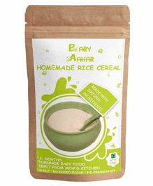 Baby Aahar Homemade Rice Cereal  - 100 gm
