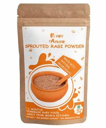 Baby Aahar Sprouted Ragi Powder - 100 gm