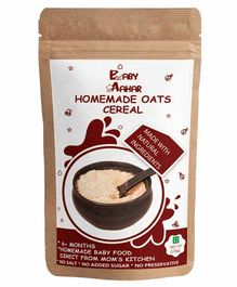 Baby Aahar Homemade Oats Cereal - 100 gm