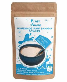 Baby Aahar Homemade Raw Banana Powder -  100 gm
