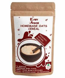 Baby Aahar Homemade Oats Cereal -  200 grams