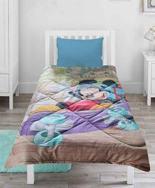 Pace Disney Mickey Mouse Theme Comforter - Multicolor