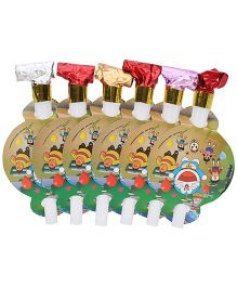 Doraemon Blowout Horns - Pack Of 6