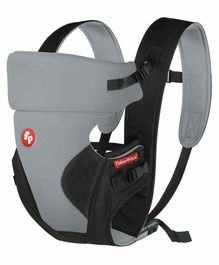 Fisher Price Bella Baby Carrier - Grey