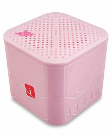 iBall Musi Kids 3W Bluetooth Speaker With Stereo Channel - Pink