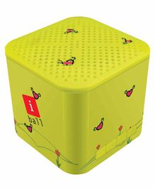 iBall Musi Kids 3W Bluetooth Speaker With Stereo Channel - Yellow