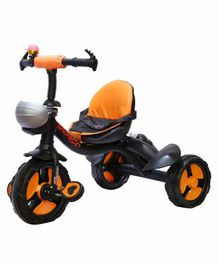 Trifox Rockstar 250 Tricycle with 2 Point Safety Harness - Orange