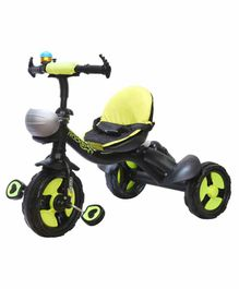 Trifox Rockstar 250 Tricycle with 2 Point Safety Harness - Green