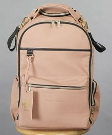 The Mom Store Diaper Bag - Pink