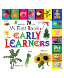 Sterling My First Book of Early Learners - English