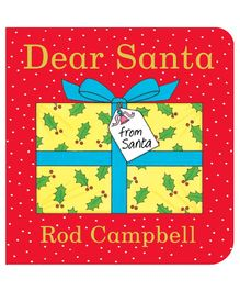 Macmillan Children Books Dear Santa Book - English