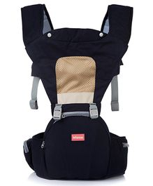 Infantso Hip Seat Baby Carrier - Blue