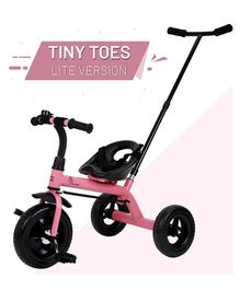 R for Rabbit Tiny Toes Lite Version Tricycle - Pink