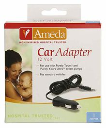 Ameda AC Adapter For Lacteline Breast Pump - 12 V