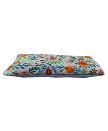 Kanyoga Organic Flaxseed Filled Anti Stress Eye Pillow - Multicolor