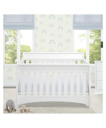 Pace Delta Children Bentley 4 in 1 Crib - White