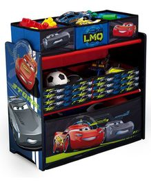 Disney Pixar Cars Storage Bins - Multicolor
