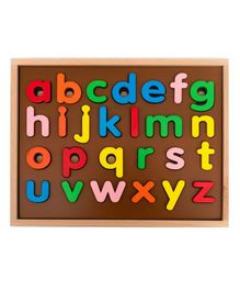 HILIFE English Lowercase Letter Puzzles - 26 Pieces