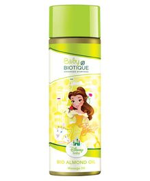 Disney Baby Bio Almond Oil Baby Princess Massage Oil -200 ml