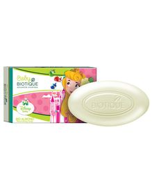 Baby Biotique Disney Princess Aurora Bio Almond Nourishing Soap - 75 gm
