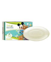 Baby Biotique Mickey & Minnie Bio Almond Nourishing Soap - 75 gm