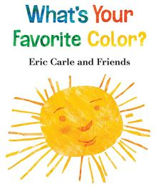 Wilco International What's Your Favourite Color Book - English
