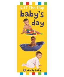 Wilco International Baby's Day Board Book - English