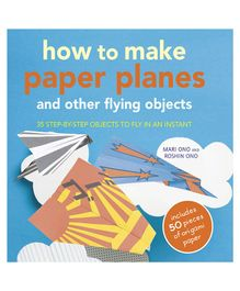 Wilco International Origami Activity Book - English