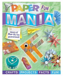 Wilco International Paper Activity Book - English