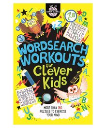Wilco International Wordsearches for Clever Kids Buster Brain Games - English