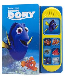 Wilco International Finding Dory Little Sound Book - English