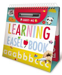 Wilco International Learning Easel Book - English