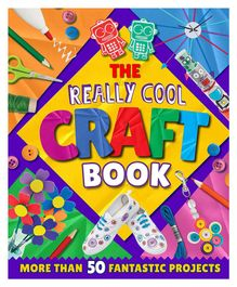 Wilco International Really Cool Craft Book - English