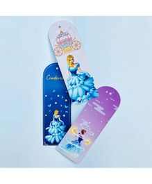 The Story Saga Cinderella Bookmarks Set of 6 - Multicolor