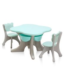 The Tickle Toe Table Chair Set - Green