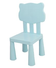 The Tickle Toe Chair - Blue