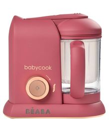 Beaba Babycook Solo 4 in 1 Steam Cooker & Blender - Pink
