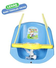 Dash Baby And Toddler Musical Swing With Light - Blue