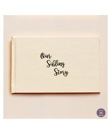 KUWTB Our Sibling Story Sibling Memory Book - English