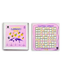 Ilearnngrow Countries Currency Sudoku - Multicolour