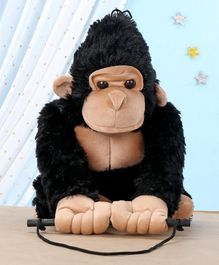 Kids Kaart Monkey Soft Toy Brown - Height 29 cm