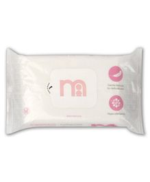 Mother Care Baby Wipes - 60 Pieces