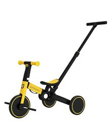 StarAndDaisy Uonie Tricycle - Yellow and Black