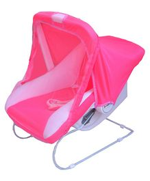 Funride 10 in 1 Carry Cot - Pink