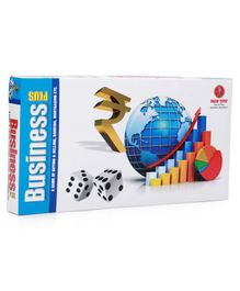 Yash Toys Business Board Game Jumbo - Multicolor