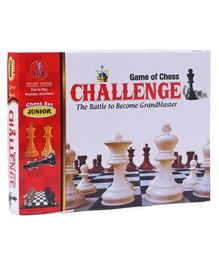 Yash Toys Chess Board Game - Multicolor