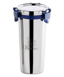 Falcon Stainless Steel Tumbler Blue - 520 ml