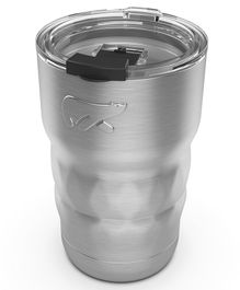 Headway Java Insulated Stainless Steel Coffee & Travel Mug Silver - 360 ml